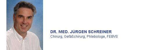 Dr Jürgen Schreiner Wwwgefaesschirurgie Dachaude